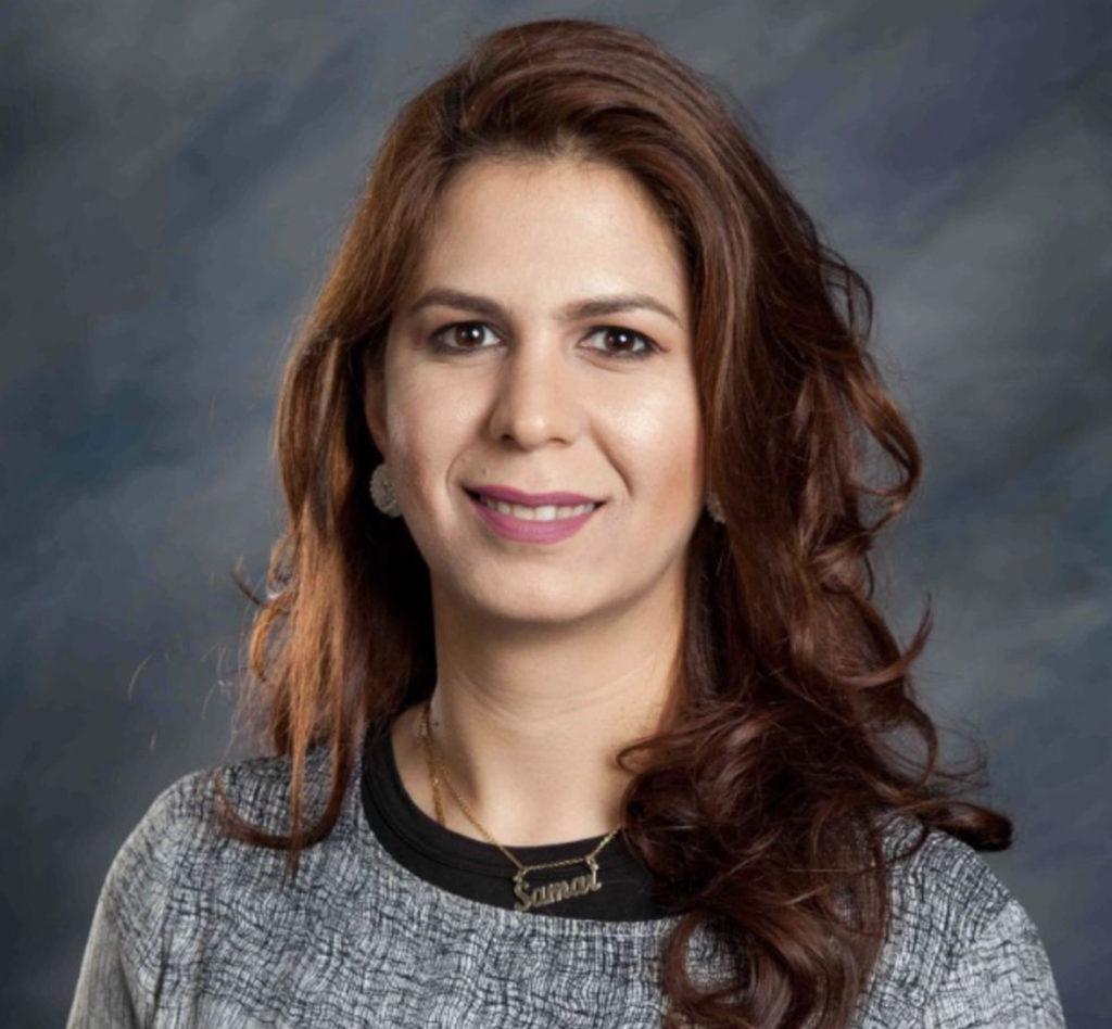 Samar AlHashimi BDS DDS MSD